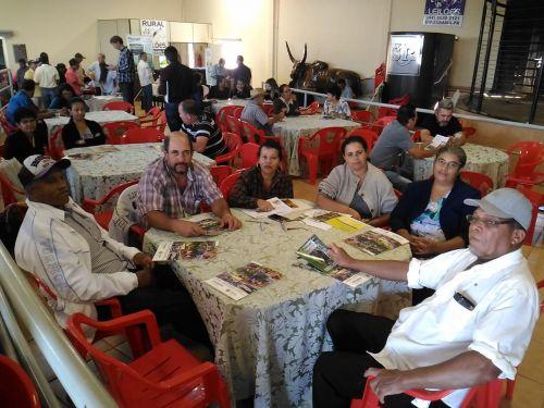 Produtores de Alto Paraíso participam do II Seminário Regional de Horticultura