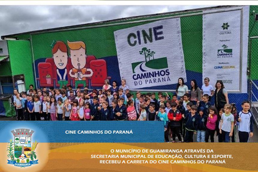 CINE CAMINHOS DO PARANÁ