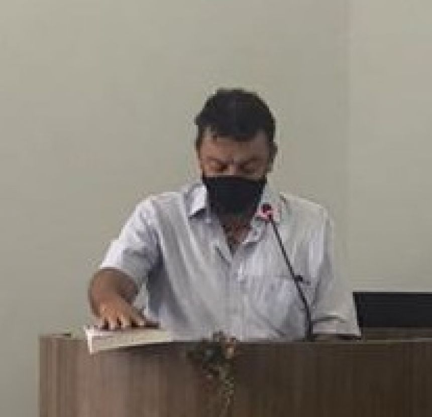 JUBAIR GONÇALVES PEREIRA - Vereador