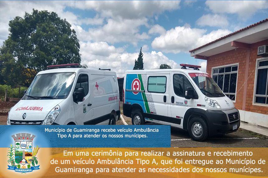 Ambulância Tipo A _3
