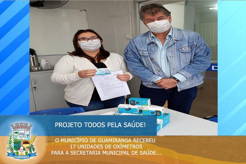Projeto Todos Pela Saúde!!