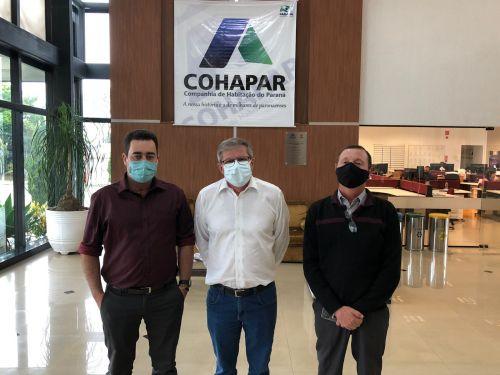 Visita a COHAPAR