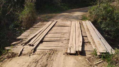 Substituição Ponte do Campina