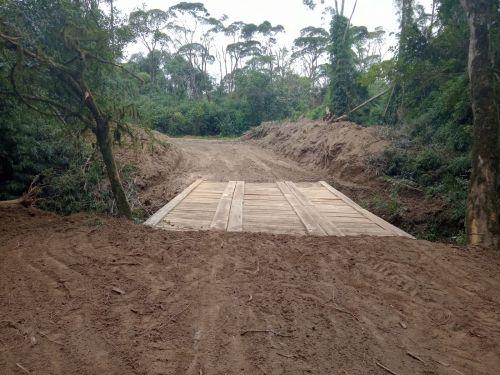 Substituição Ponte Lajeadinho