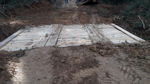 Substituição Ponte Rio Bonito