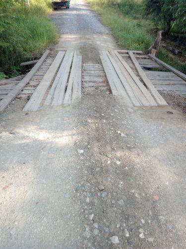 Substituição Ponte Serra da Natureza