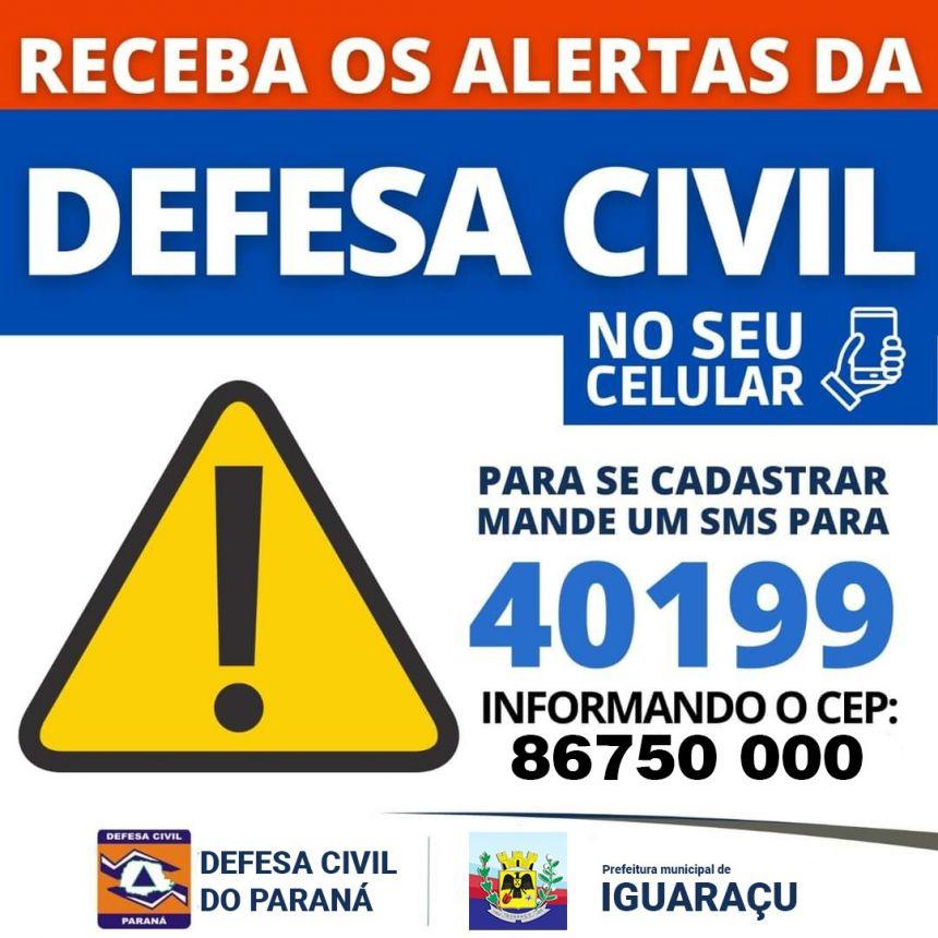 DEFESA CIVIL DE IGUARAÇU