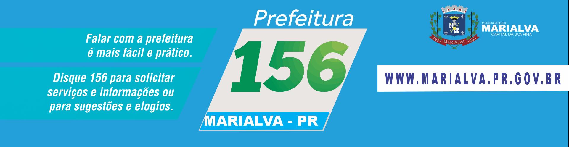 Campanha do 156