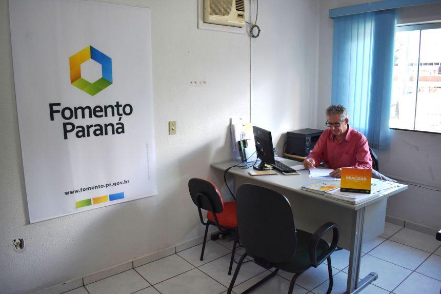 Agência marialvense da Fomento Paraná tem operações recordes em meio à pandemia