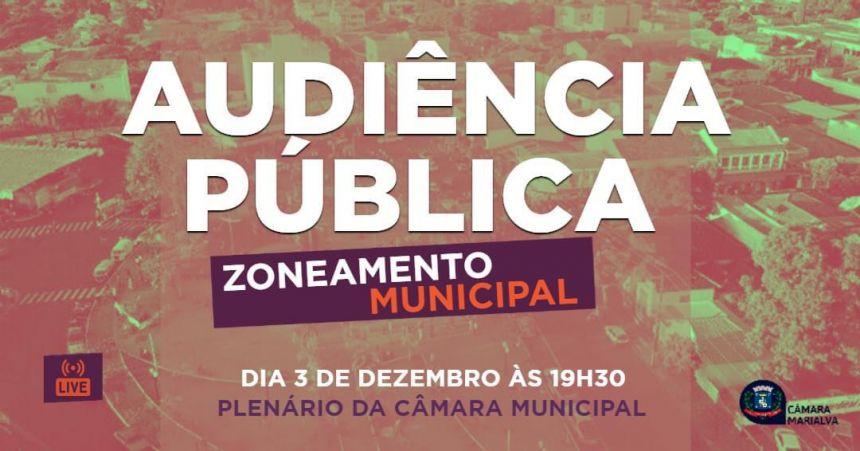 Audiência pública discute Zona de Urbanização Específica