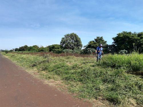 Prefeitura de Marialva lança multa contra Rumo e realiza roçada em faixa de domínio