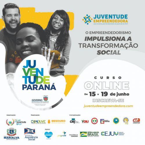 Curso gratuito de empreendedorismo é oferecido para jovens de Marialva