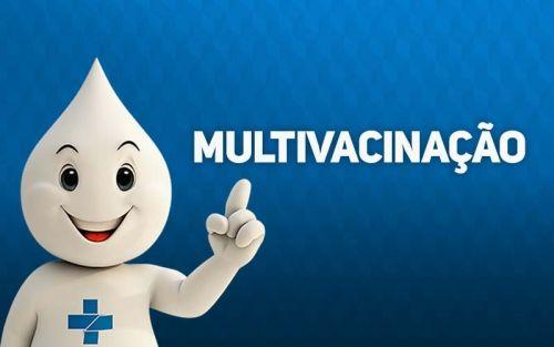 Campanha Nacional de Multivacinação é realizada neste mês de outubro