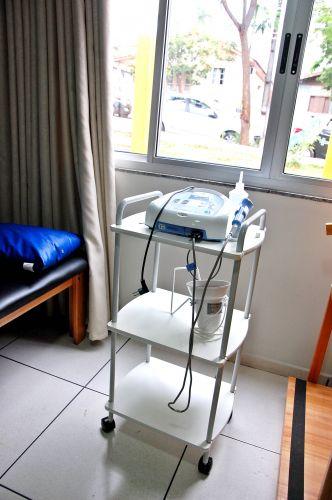 Clinica de fisioterapia oferece tratamento gratuito á população