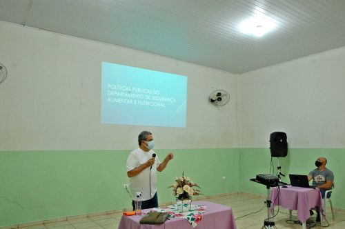 São Tomé é sede das reuniões do  SEAB Paraná e do CORESAN