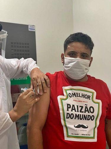 Vacina contra o COVID-19 chegou a São Tomé