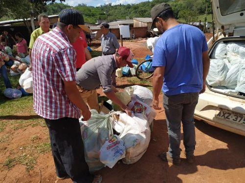 Projeto Troca Verde realizado na Comunidade João de Barro