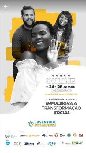 Curso Online - juventude empreendedora