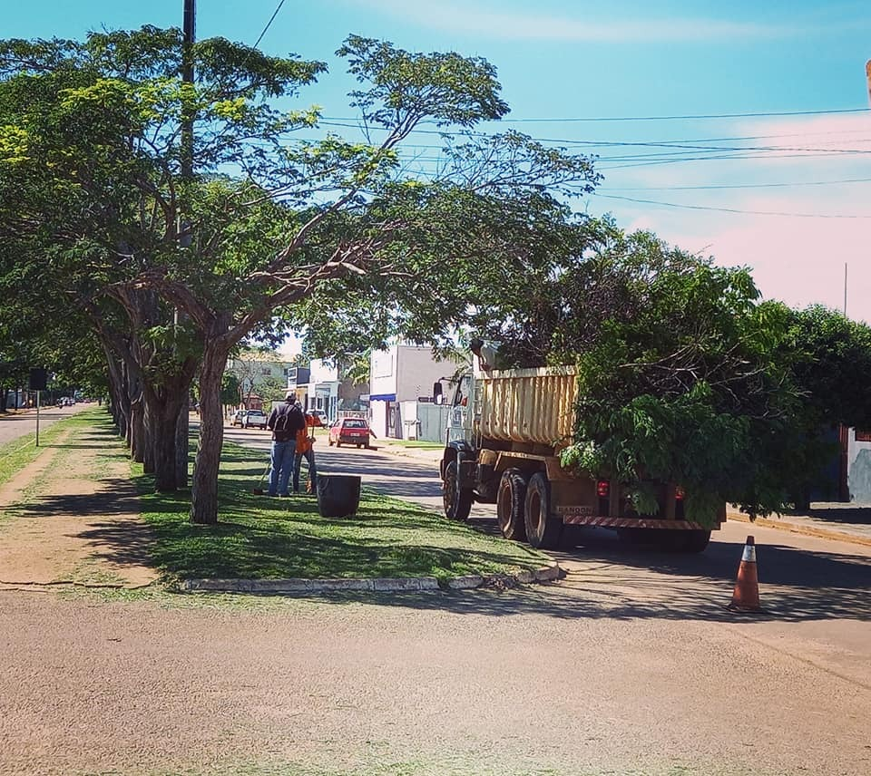 Semosp dedica frentes de trabalho em diversos pontos da cidade com reparos e limpeza