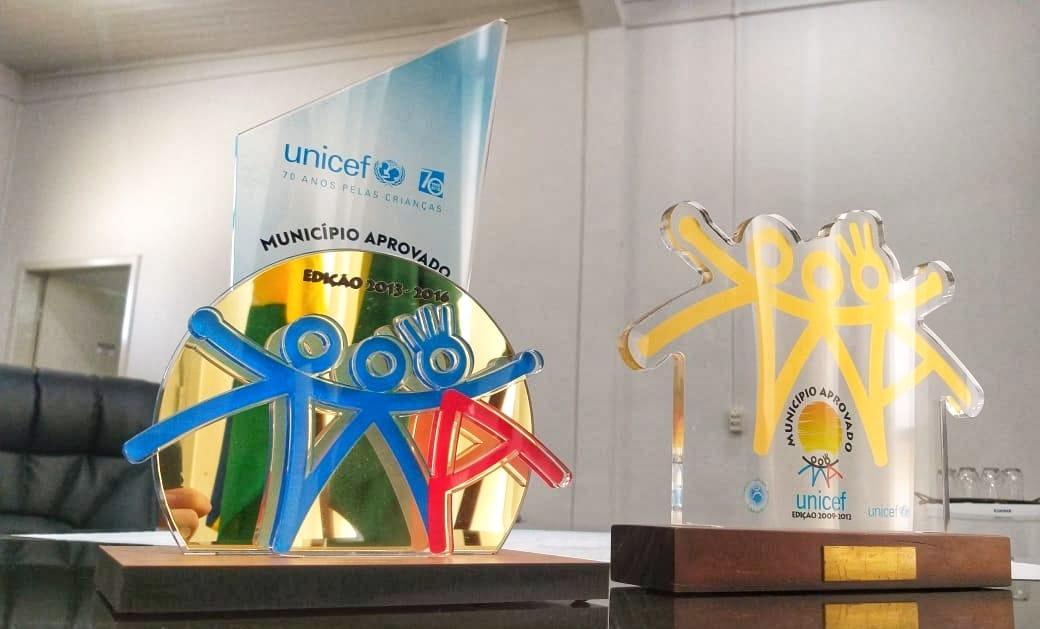 Unicef certifica Vilhena como uma das melhores cidades do país na garantia de direitos às crianças e adolescentes