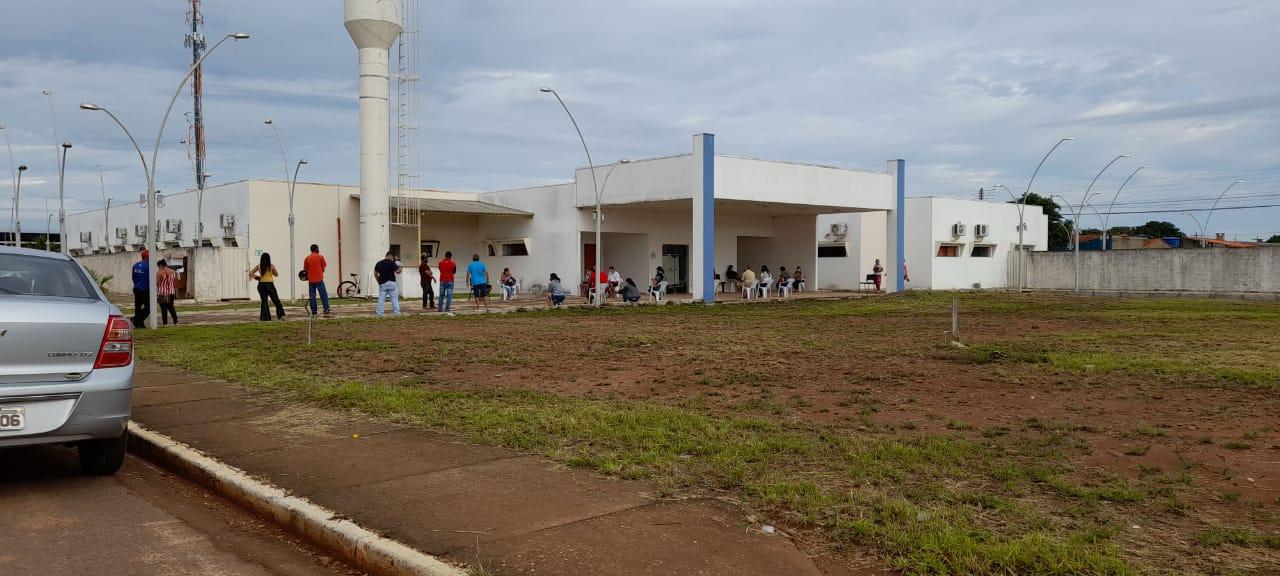 Ambulatório Covid-19 em Vilhena atende quase 600 pacientes em dois dias de funcionamento