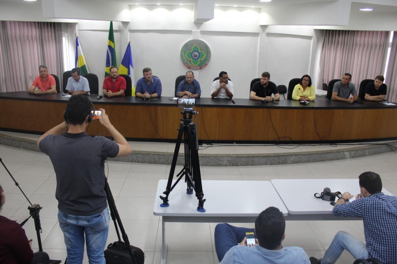 R$ 2,7 milhões devolvidos pela Câmara de Vereadores contribuem para o combate à covid-19 e outras ações na Prefeitura