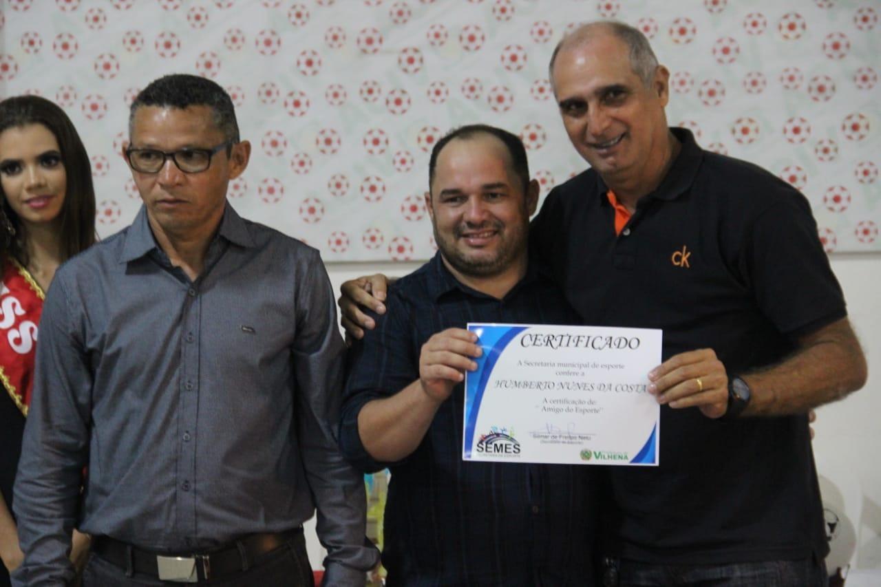 PARCERIA entre Prefeitura e C�mara colabora com novas formas de incentivo ao Esporte