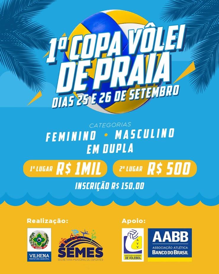 VENCEDORES DA COPA representar�o a cidade no JIR, previsto para novembro