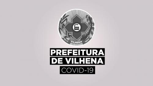 BOLETIM PMV Nº 564 - 30/09/21 CORONAVÍRUS (COVID-19)