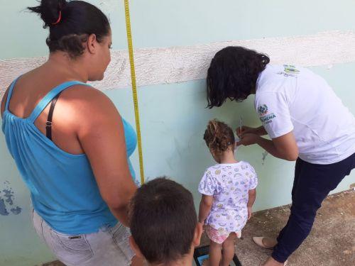 Semas realiza mutirão para atender beneficiários do Bolsa Família que não regularizaram o acompanhamento de saúde
