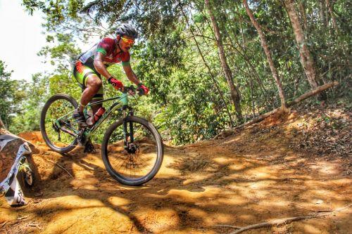 Etapa de campeonato estadual de MTB XCO conta participação de mais 150 atletas do Estado em Vilhena, veja fotos e resultados