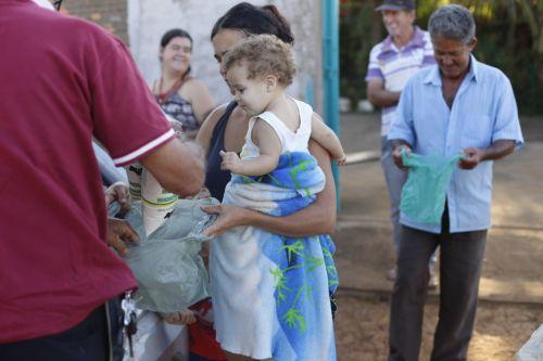 PROGRAMA da Prefeitura distribui 490 litros de leite por dia para crianças do município de Vilhena