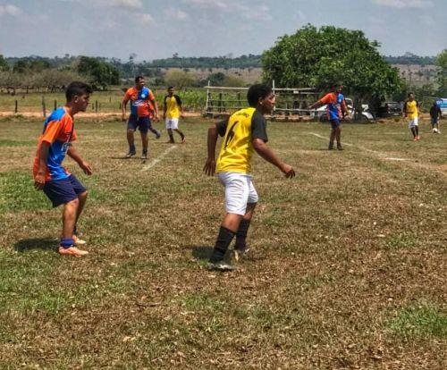 RURALZ�O come�a com boa m�dia de gols e participa��o do prefeito de Vilhena, Eduardo Japon�s