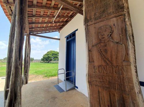Museu Casa de Rondon é entregue restaurado à Prefeitura de Vilhena pelo Governo do Estado
