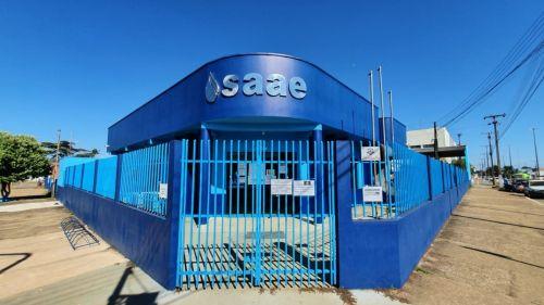 Saae oferece facilidades para parcelar conta de água atrasada