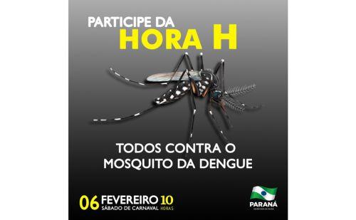 Hora H - Turvo contra a dengue