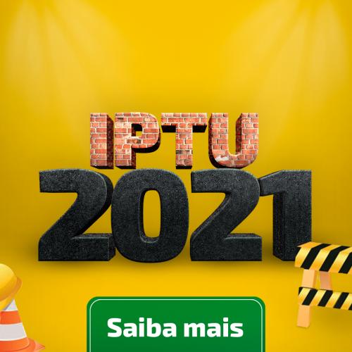 Saiba mais sobre o IPTU e o REFISTUR 2021
