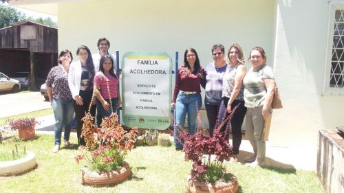 Programa Família Acolhedora em Turvo