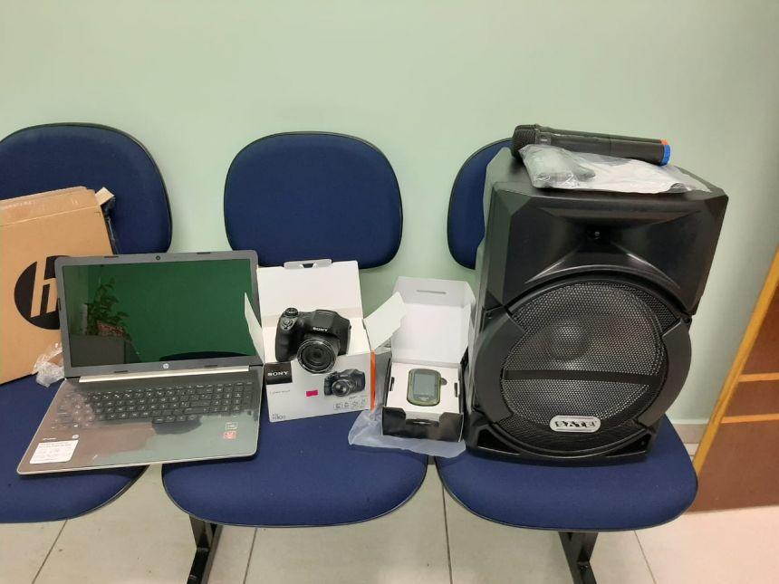 Secretaria de Saúde adquire equipamentos