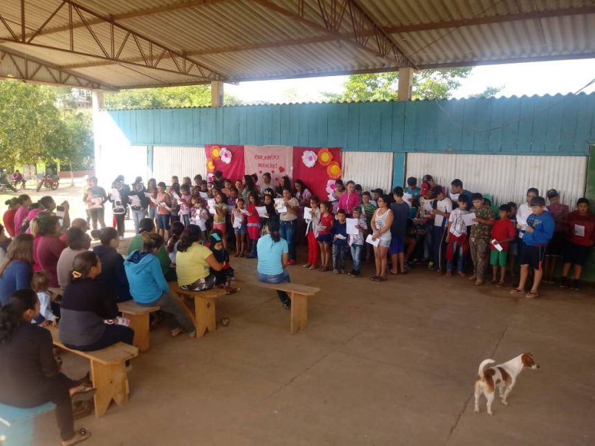 CRAS Volante da Secretaria de Assistência Social realiza trabalho em Tereza Cristina