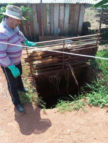 Arrastão de limpeza é realizado visando combater dengue