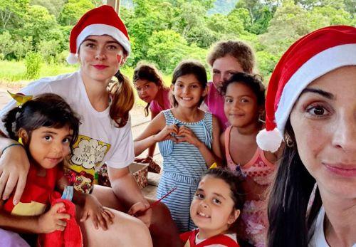 Natal no Assentamento Vale da Conquista