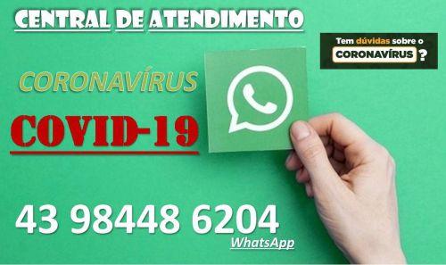 COVID-19 CORONAVÍRUS - INFORMAÇÕES
