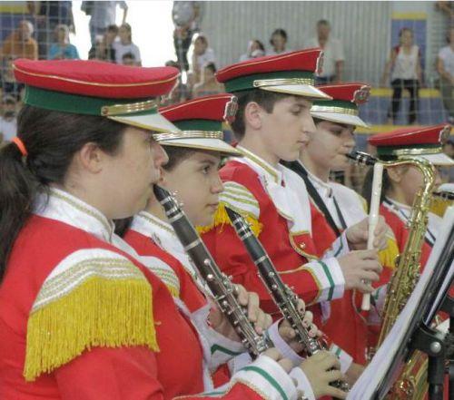 III Festival de Bandas e Fanfarras de Cândido de Abreu