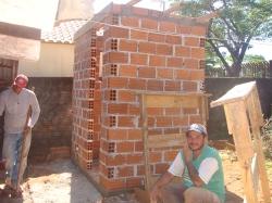 Administração Municipal e Funasa Constroem 70 Módulos Sanitários para Famílias Carentes.