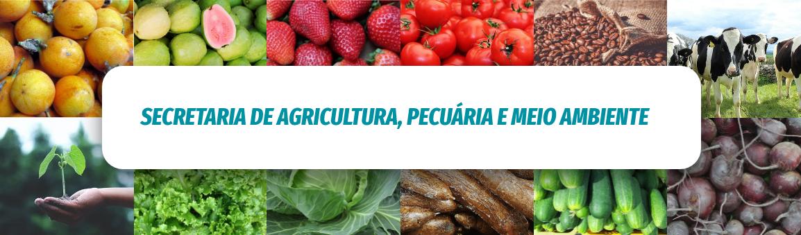 Secretaria agricultura, pecuária e meio ambiente