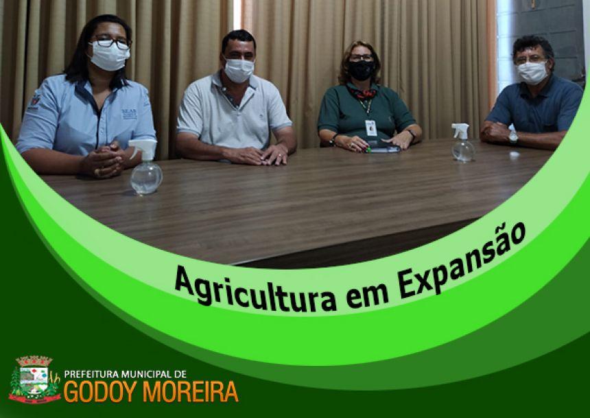 Godoy Moreira por uma Agricultura Cada Vez Melhor