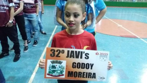 GODOY MOREIRA PRESENTE NO 32º JOGOS ABERTOS DO VALE DO IVAÍ
