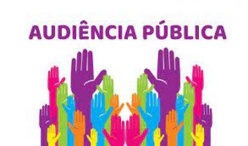 EDITAL AUDIÊNCIA PUBLICA