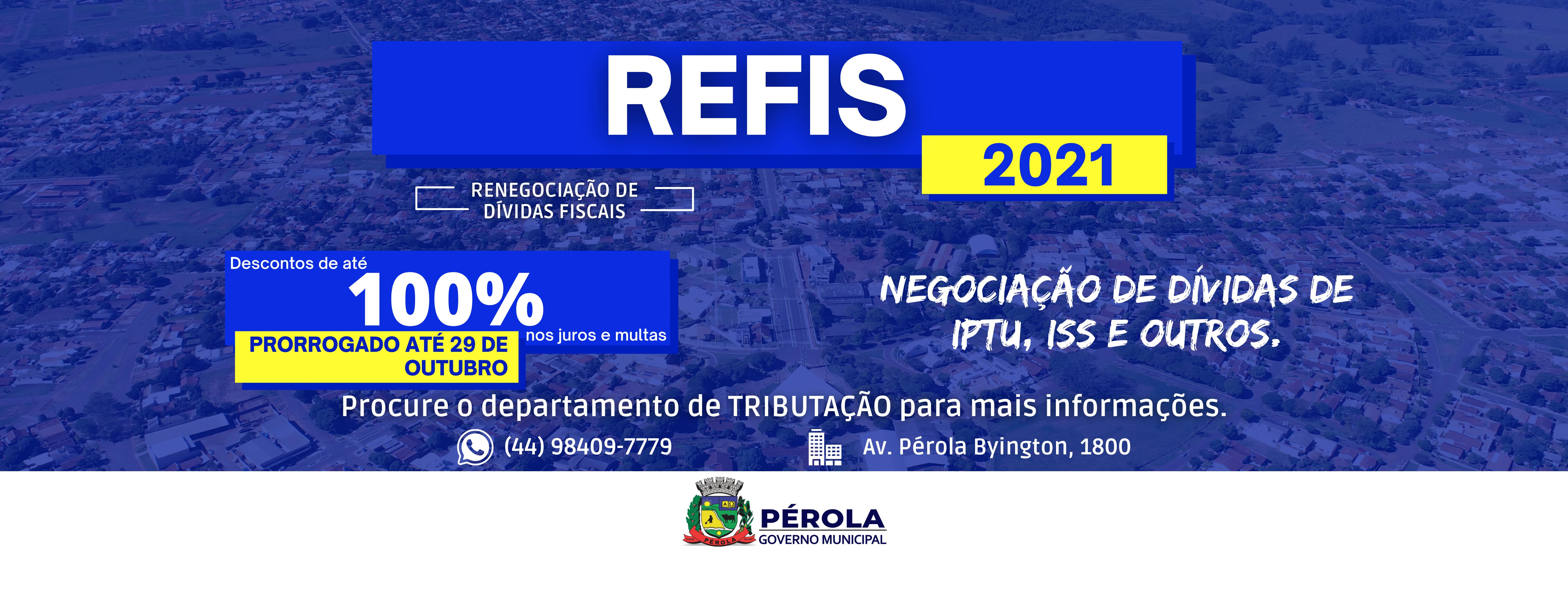 REFIS 2021